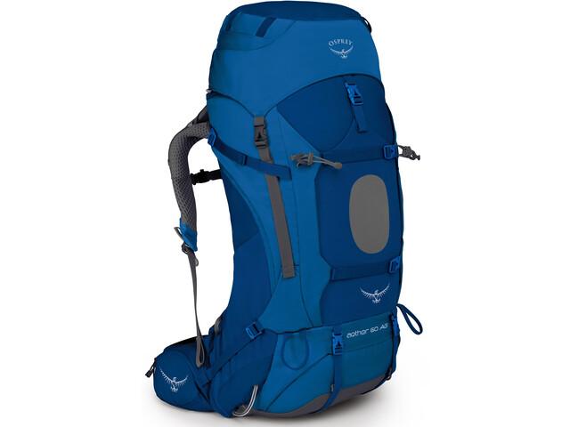 Osprey Aether AG 60 Backpack Herren neptune blue